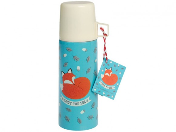 Rex London Thermosflasche Rusty the Fox