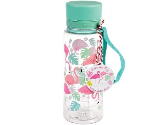 Rexinter Wasserflasche Flamingo