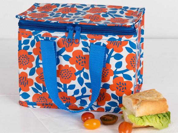 Rex London Lunch-Tasche ASTRID Rubinrot