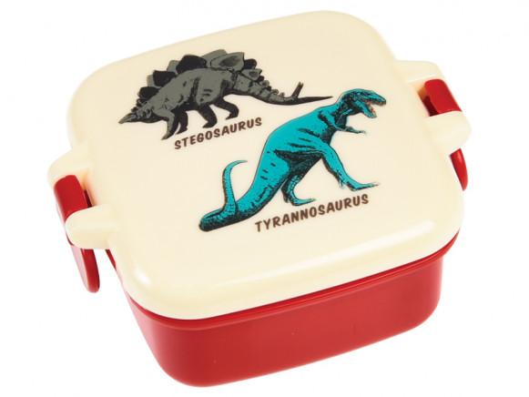 Rex London Mini-Snackbox DINOSAURIER