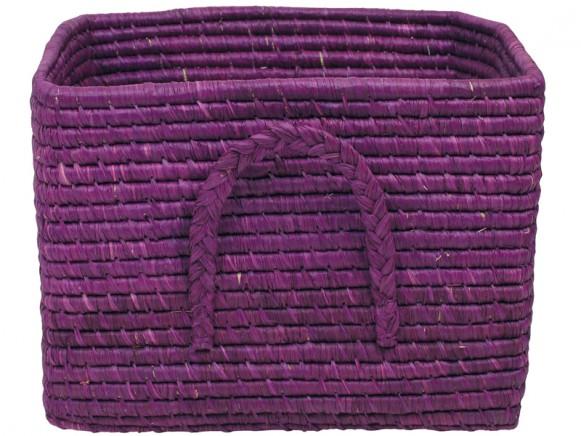 RICE Korb violett