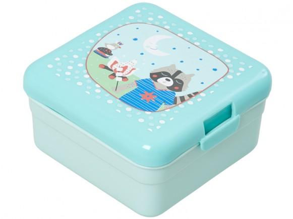 Kleine RICE Lunchbox Happy Camper Jungen