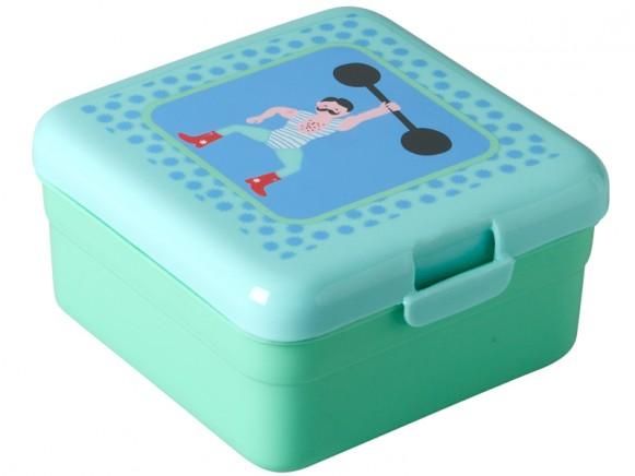 Kleine RICE Lunchbox Zirkus Jungen