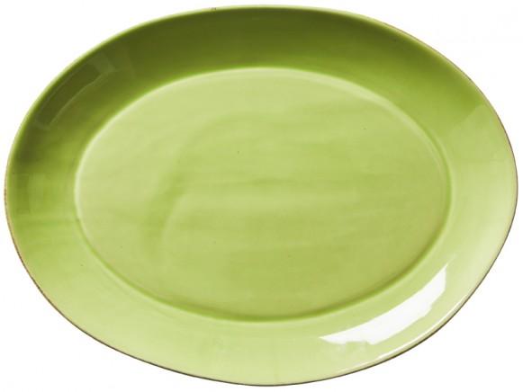 RICE Servierteller pastell grün
