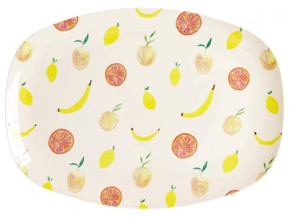 RICE Servierteller HAPPY FRUITS