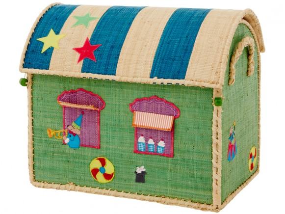 RICE Spielzeugkiste Zirkus (small)