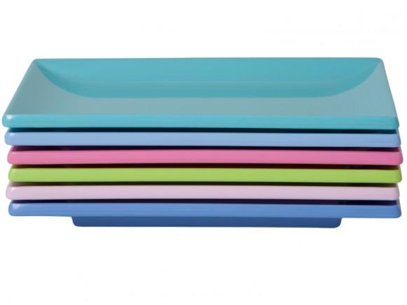 RICE Sushi-Tablett in Entertaining-Farben