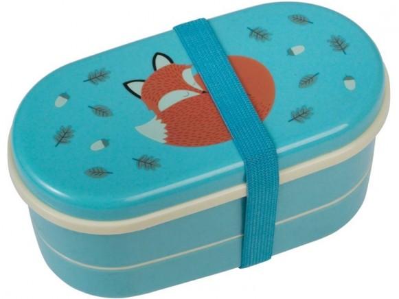 Rex London Bento Box Rusty the Fox