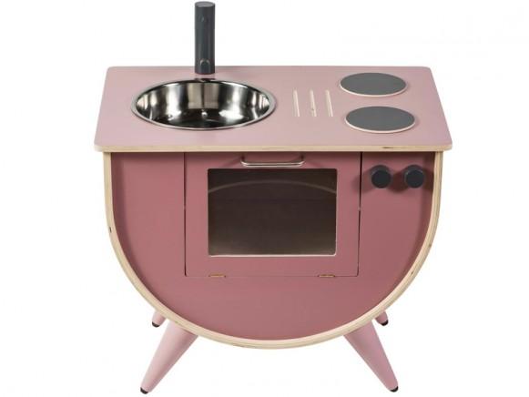 Sebra Kinder Spielküche - altrosa