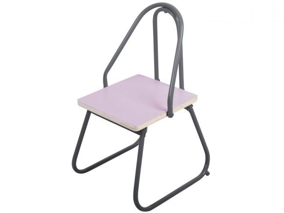 Sebra We Play Stuhl pastell Mädchen