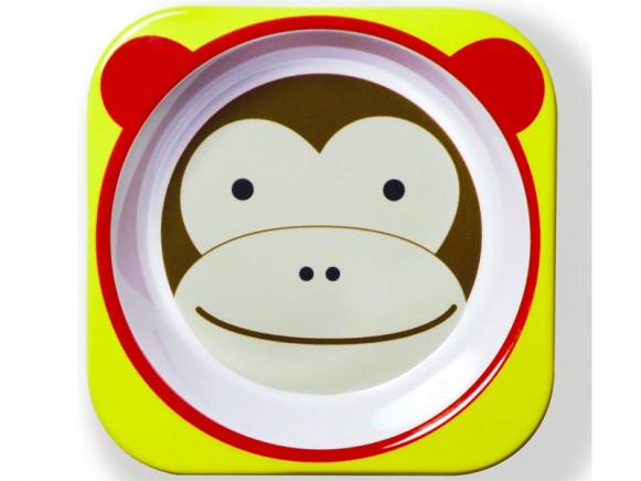 Skip Hop Kinderschüssel Affe