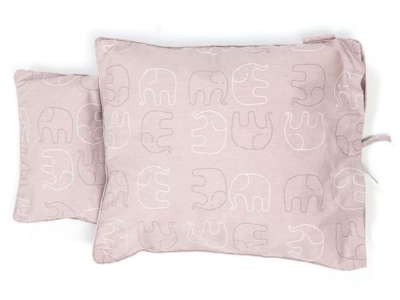 Smallstuff Puppenbettwäsche ELEFANT rosa