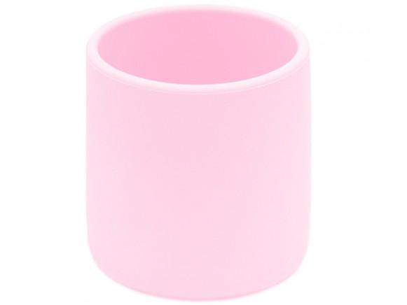 We Might Be Tiny Silikonbecher rosa