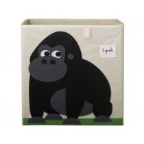 3 Sprouts Aufbewahrungsbox Gorilla
