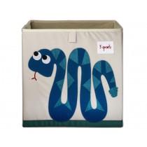 3 Sprouts Aufbewahrungsbox Schlange