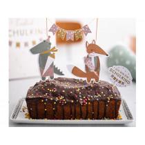 Ava & Yves Cake Topper SCHULKIND
