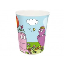Bunter Kinderbecher Barbapapa von Petit Jour