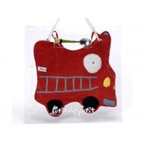 Babyset (Latz und Löffel) Feuerwehr von Petit Appetit