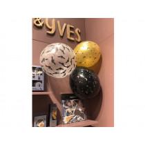 Ava & Yves Luftballons HALLOWEEN