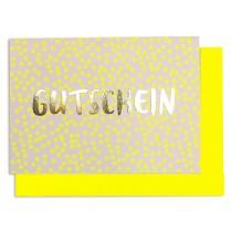 Ava & Yves Grußkarte GUTSCHEIN