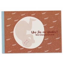 Ava & Yves Erinnerungsbuch Schwangerschaft WAS FÜR EIN WUNDER