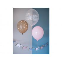"Ava & Yves Luftballons EINHORN ""Happy Birthday"""
