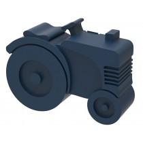 Blafre Lunchbox Traktor dunkelblau
