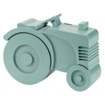 Blafre Lunchbox Traktor blau-grün