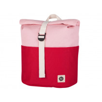 Blafre Rucksack ROLLTOP rot/rosa 3-7 Jahre