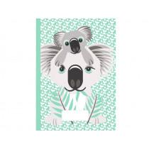 Coq en Pâte Notizheft KOALA
