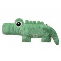 Done by Deer Kuscheltier Krokodil Croco grün groß
