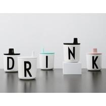 DESIGN LETTERS Trinkaufsatz für Melamin Becher