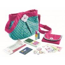 Djeco Rollenspiel Handtasche mit Accessoires