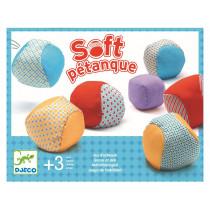 Djeco Aktivitätsspiel Soft Pétanque BOULE