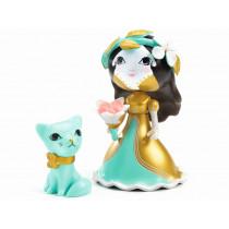 Djeco Arty Toys Prinzessin EVA & ZECAT