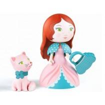 Djeco Arty Toys Prinzessin ROSA & KATZE