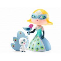 Djeco Arty Toys Prinzessin COLUMBA & ZE BIRDS