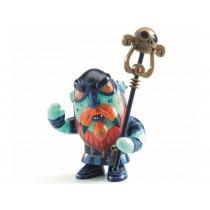Djeco Arty Toys Pirat GNOMUS mit KÄFIG