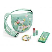 Djeco Kindertasche mit Zubehör LUCY