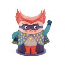 Djeco Mini-Nachtlicht Mister Super