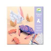 Djeco Einfaches Origami FAMILIE