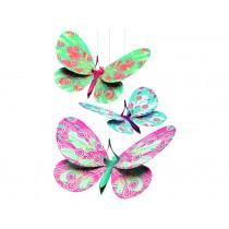 Djeco Papier Schmetterlinge