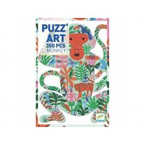 Djeco Puzzle AFFE (350 Teile)