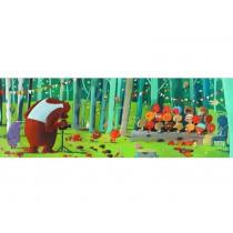 Djeco Puzzle Galerie Waldfreunde (100 Teile)