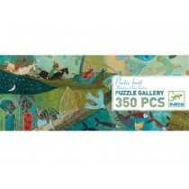 Djeco Puzzle Galerie Poetic Boat (350 Teile)