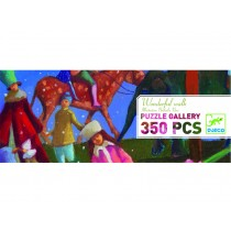 Djeco Puzzle Galerie Wonderful Walk (350 Teile)
