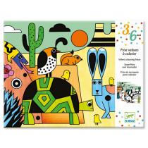 Djeco 3-6 Design Samtbilder COLORADO
