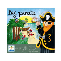 Djeco Spiel Big Pirate