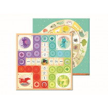 Djeco 2 Spiele LUDO & CO. JUNIOR