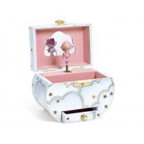 Djeco TINYLY Spieluhr mit Schmuckkästchen MELODIE der ELFE